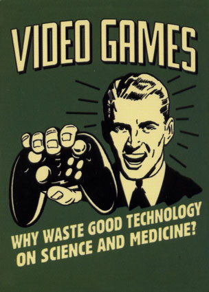 Video games...good or bad?